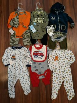 Lot of Boys Clothes size 3-6 Months Swiggles Cutie Pie CJP B