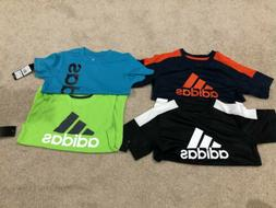 Lot Of New Boys Adidas Clothes-size 5