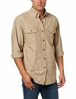 men s fort lightweight chambray button fr