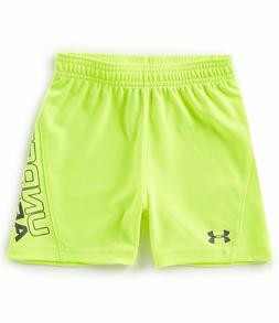 New Under Armour Little Boys Kick Off Shorts Choose Size - N
