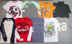 NEW! LOT OF 12 PIECES OF LITTLE BOYS CLOTHING SIZE 7