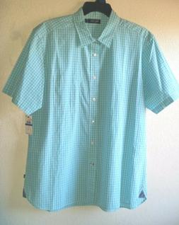 New WTag Young Men NAUTICA Size XL Short Sleeve Shirt w/Pock