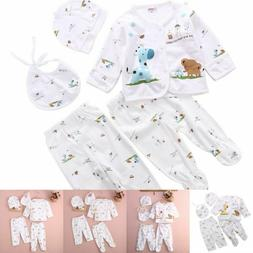 Newborn Baby Clothes 0 To 3 Months Female Male Boy Sets Girl