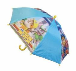 Nickelodeon Paw Patrol umbrella for kids, boys and girls lig