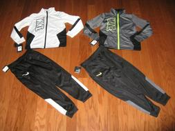 Nike 2-Pc Track Suit Jacket & Pants Set Boys Size 4/5/6/7  N