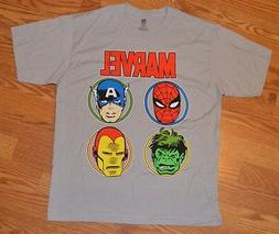 NWOT Boys Marvel Comics T-shirt top clothing sizes Medium La