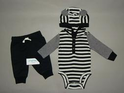 NWT, Baby boy clothes, 3 months, Carter's 2 piece set/.**SEE