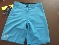 NWT Under Armour Boys Youth Amphibious Short Size 10 Ether B