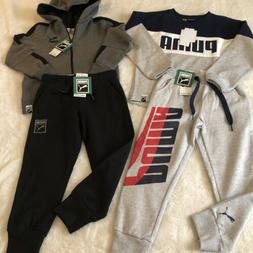 NWT Lot of 4 Boys Puma Clothing Items Size 5