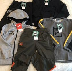 NWT Lot of 5 Boys Puma Clothing Items Size 5