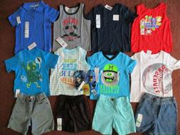 NWT'S Baby Toddler Boys Size 18 24 Months Summer Name Brand