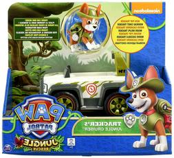 Nickelodeon Paw Patrol Jungle Rescue Tracker's Jungle Crui