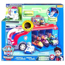 Paw Patrol Mission Cruiser Toys Robo Dog Vehicle Patroller T