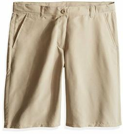 Nautica School Uniform Khaki Short 14R Girls New Beige Adjus