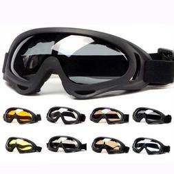 Snow Ski Goggles Men Anti-fog Lens Snowboard Snowmobile Moto