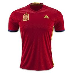 spain espana euro 2016 home youth jersey