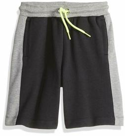 Spotted Zebra Boys' Toddler & Kids Colorblock French Terry S