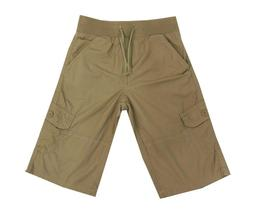 Guess Tan Pull-On Cargo Shorts Big Boys 8,10,20