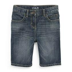 The Children's Place Boys' Big Denim Short, Size 6