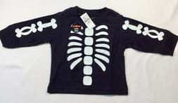 The Childrens Place baby boy t-shirt 6-9 months Halloween sk