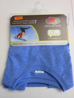 Thermal Underwear Clothes Fruit of the Loom Boys Thermals Sh