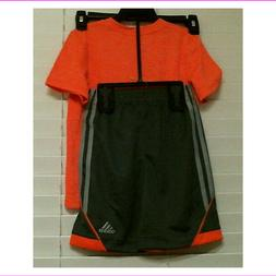 Adidas Toddler Boy's 2 Pc Set Pick Design Shorts & Shirt 5 O