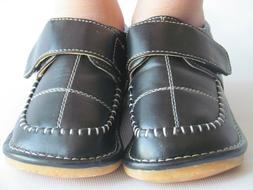 Toddler Shoes - Squeaky Shoes - Boys Black Dress Shoes, Up t