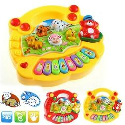 US Kids Baby Boy Girl Musical Educational Toy Piano Developm