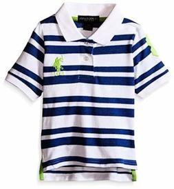 US Polo Assn. Childrens Apparel U.S. Little Boys Heathered S