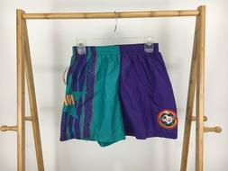 VTG Nike Boy's Jungle Bold Spellout Soccer Athletic Shorts S