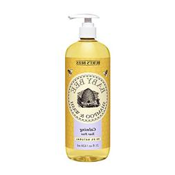 Burt's Bees Baby Bee Shampoo and Wash - Calming - 21 Fluid O
