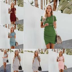 Women's Bodycon Slim Business Casual Party Evening Cocktail